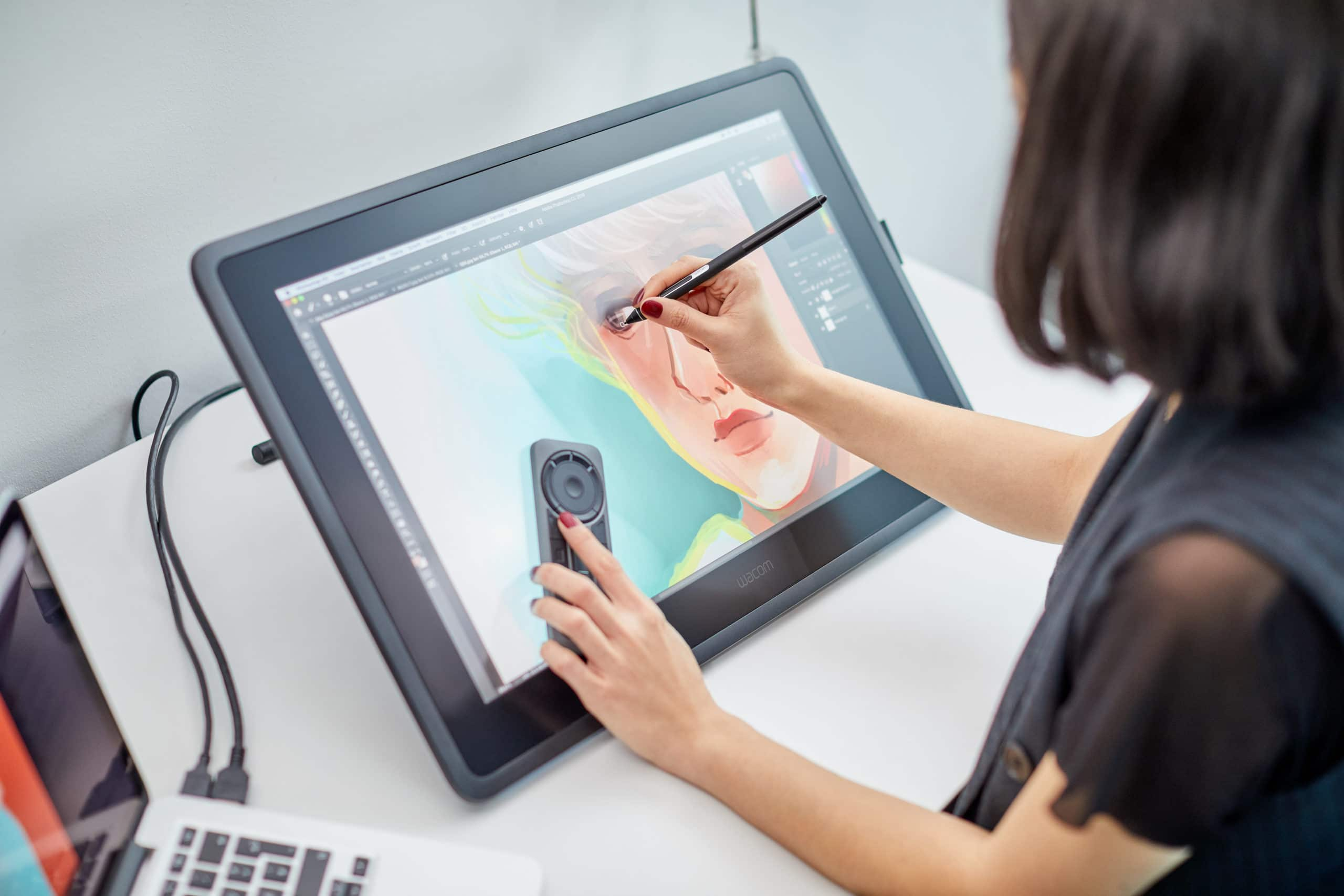 tablet graficzny wacom